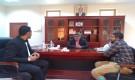 عدن ..لقاء يضم نائب وزير التخطيط ومدير عام تنمية الشباب لمناقشة آفاق التعاون والشراكة