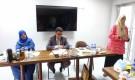 الشاذلي يستعرض جهود السلطة المحلية لتوفير خدمات البنية التحتية بالعاصمة عدن .