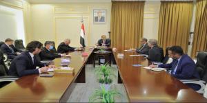 وزير الخارجية يبحث مع سفراء الدول دائمة العضوية في مجلس الأمن تطورات الأوضاع في اليمن