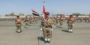 العسكريون يعلنون الاعتصام المفتوح أمام التحالف حتى صرف رواتبهم