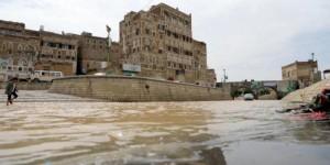 إهمال الانقلابيين يهدد سدود صنعاء ومعالمها التاريخية