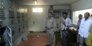 محافظ أبين يزور محطة مياه الحصن ويطلع على عملية تزويد عدن بمياه الشرب