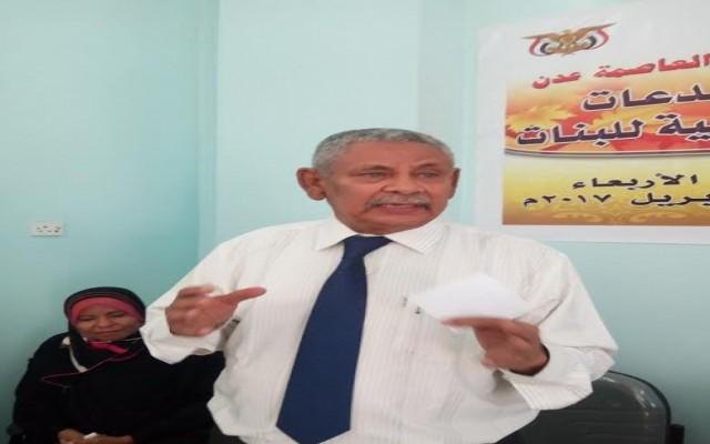 الدكتور/عزام خليفة يثمن جهود الحكومة والوزارة في دعم وتطوير العمل الرياضي والشبابي