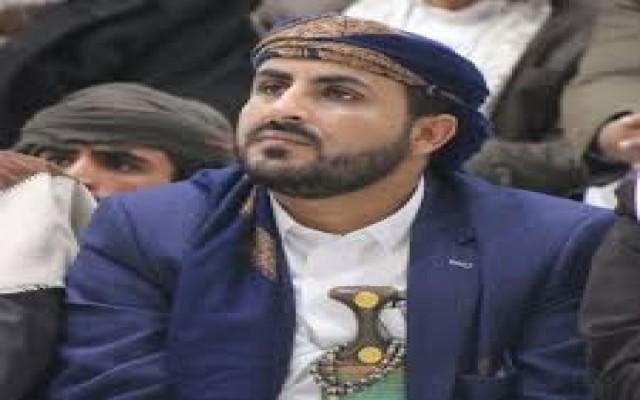 ناطق الحوثيين الرسمي يعلن رفض جميع المفاوضات واستمرار جماعته في الخيار العسكري