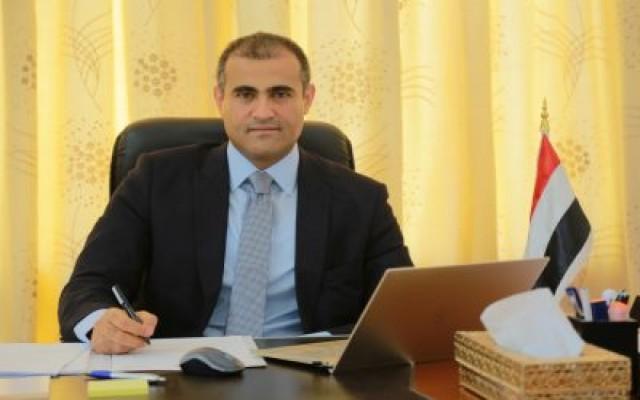الحضرمي يبحث مع سفراء الدول الخمس لدى اليمن مستجدات عملية السلام