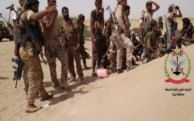 معارك عنيفة بين الجيش وقوات الانتقالي بالطرية والشيخ سالم
