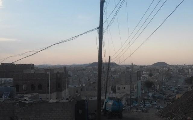 صنعاء في ظلام دامس من تعسف الانقلابيين
