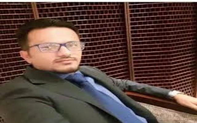 المقبلي يناقش مع السفير البريطاني دور الشباب اليمني في الشأن السياسي