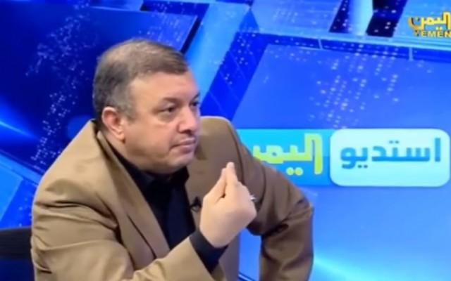 """رئيس قطاع التلفزيون اليمني لصحيفة """" عدن الغد""""ينفي خبر ايقافه عن العمل بقناة اليمن الفضائية من قبل السعودية"""