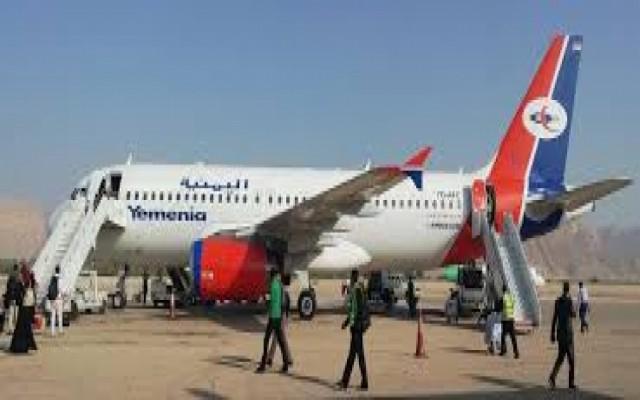 وصول 319 من اليمنيين العالقين في مصر الى مطاري عدن وسيئون