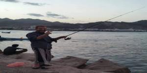 """نقطة أمنية تمنع عميد الأسرى الجنوبيين """"احمد عبادي المرقشي"""" من دخول جزيرة العمال بخورمكسر"""