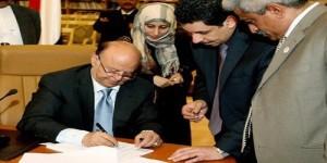 صحافي: الرئيس هادي لن يتراجع عن قراراته الأخيرة