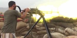 القوات المشتركة تكسر هجمات حوثية غرب حيس وتكبدها خسائر كبيرة