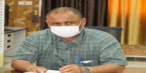 مدير عام صحة ساحل حضرموت يرسل رسالة للمواطنين حول وباء كورونا