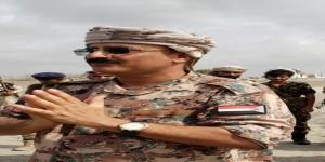 اللواء الركن فضل باعش يستنكر العملية الإرهابية التي استهدفت قيادة قوات الدعم والإسناد