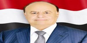 رئيس الجمهورية يتلقى برقية تهنئة من الامين العام لجامعة الدول العربية بمناسبة شهر رمضان