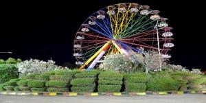 مع قدوم العيد في عدن..حديقة الملاهي بالشيخ عثمان تتزين بأبهى حللها لإستقبال الزوار