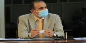 وزير الصحة يتفقد سير العمل في هيئة مستشفى مأرب العام ويوجه بفتح وحدة خاصة بالأورام