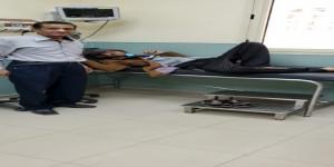 عمادة المعهد العالي للقضاء بعدن ترسل نائبها الى جمهورية مصر لتفقد المرضى.