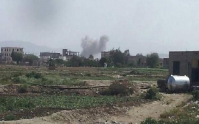 مليشيات الحوثي تواصل خروقاتها للهدنة الأممية وتستهدف بلدة الجاح بالقذائف المدفعية