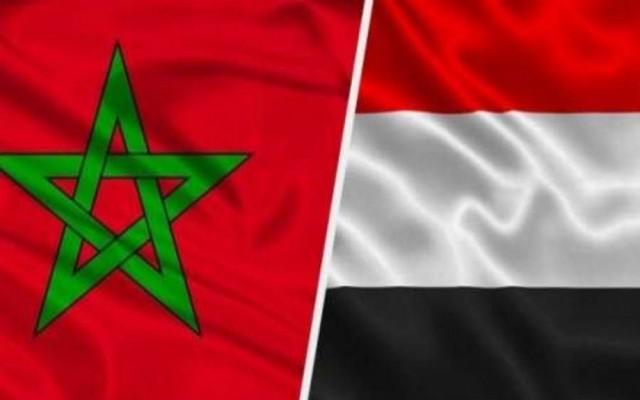 المغرب يؤكد مساندة اليمن وأمنه واستقراره