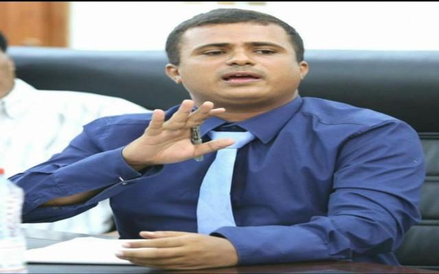 """عبدالرحمن انيس معلقا على اداء وزراء الانتقالي اليمين الدستورية: """"ماعاد نريد حد يزايد على حد"""""""