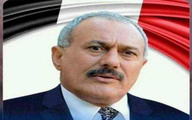 """صحفي يمني: """"علي عبدالله صالح"""" لم يمت"""