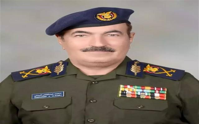 رئيس مصلحة الهجرة يدين تفجيرات مطار عدن ويكشف عن سقوط ضحايا من منتسبي المصلحة في الحادث