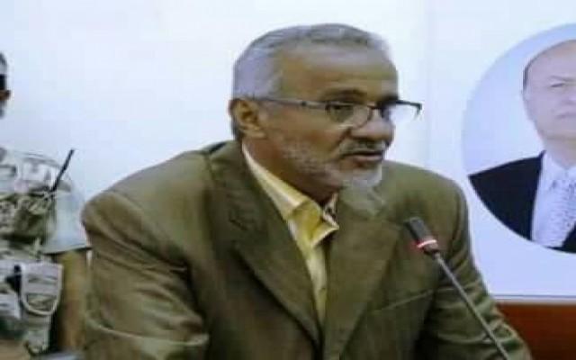 """نجا من الحادث....""""محمد سعيد سالم"""" يعلق على هجوم عدن الغادر...ويوجه رسالة للحكومة"""