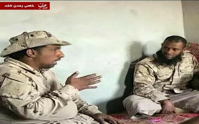 القائد عبدالرحمن اللحجي يصرف اكرامية وقدرها 5500ريال سعودي لكل منتسبي اللواء