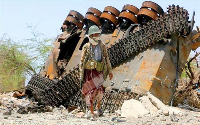 الجيش يؤكد قرب سيطرته على مواقع قريبة من جبل النار الاستراتيجي في صعدة