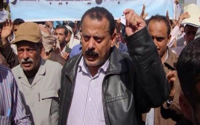 تفاصيل الاعتداء على النائب احمد سيف حاشد